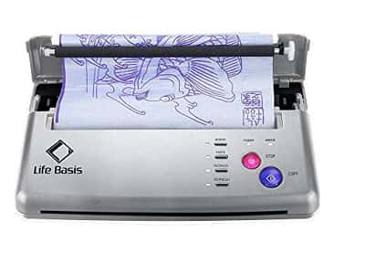 best tattoo stencil transfer printer