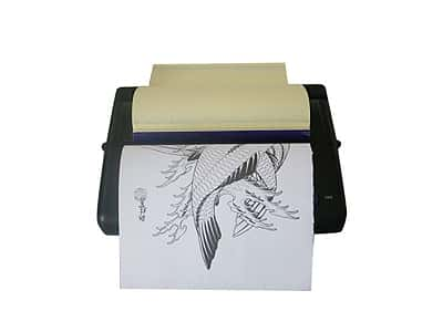 best tattoo transfer machine